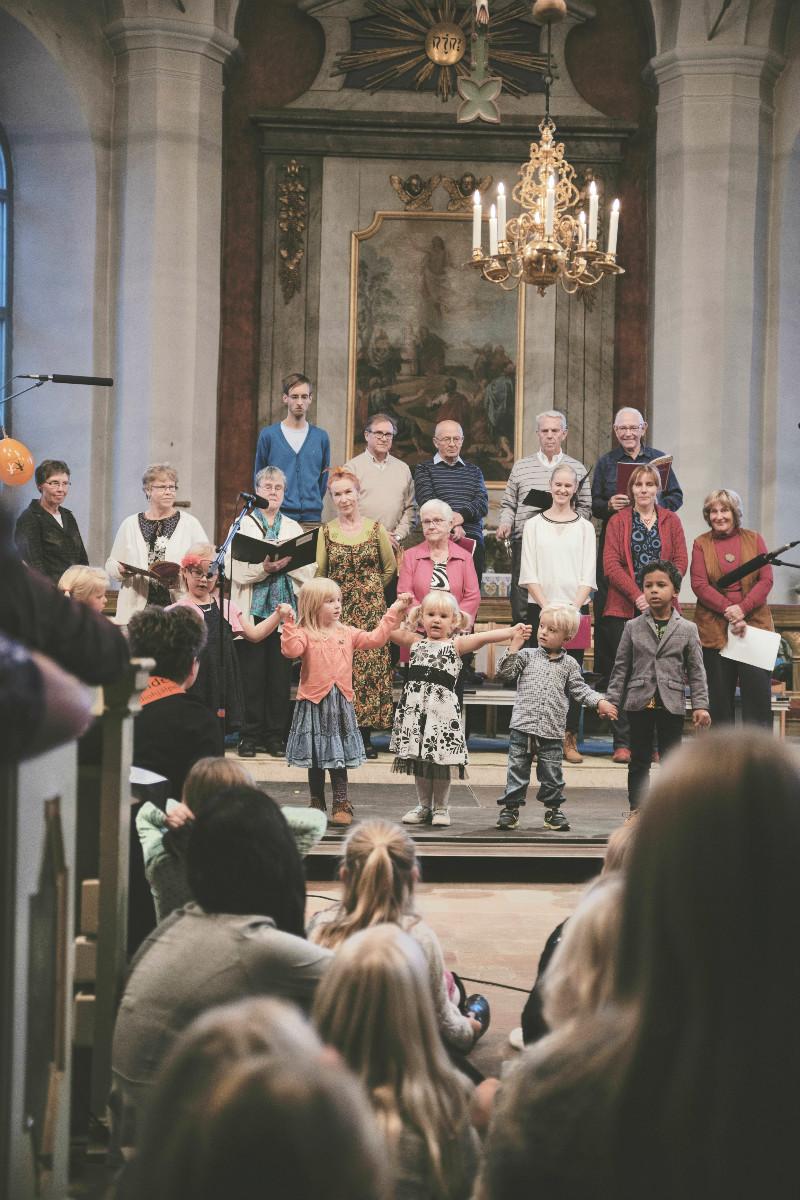 Årets Världens Barn gala…