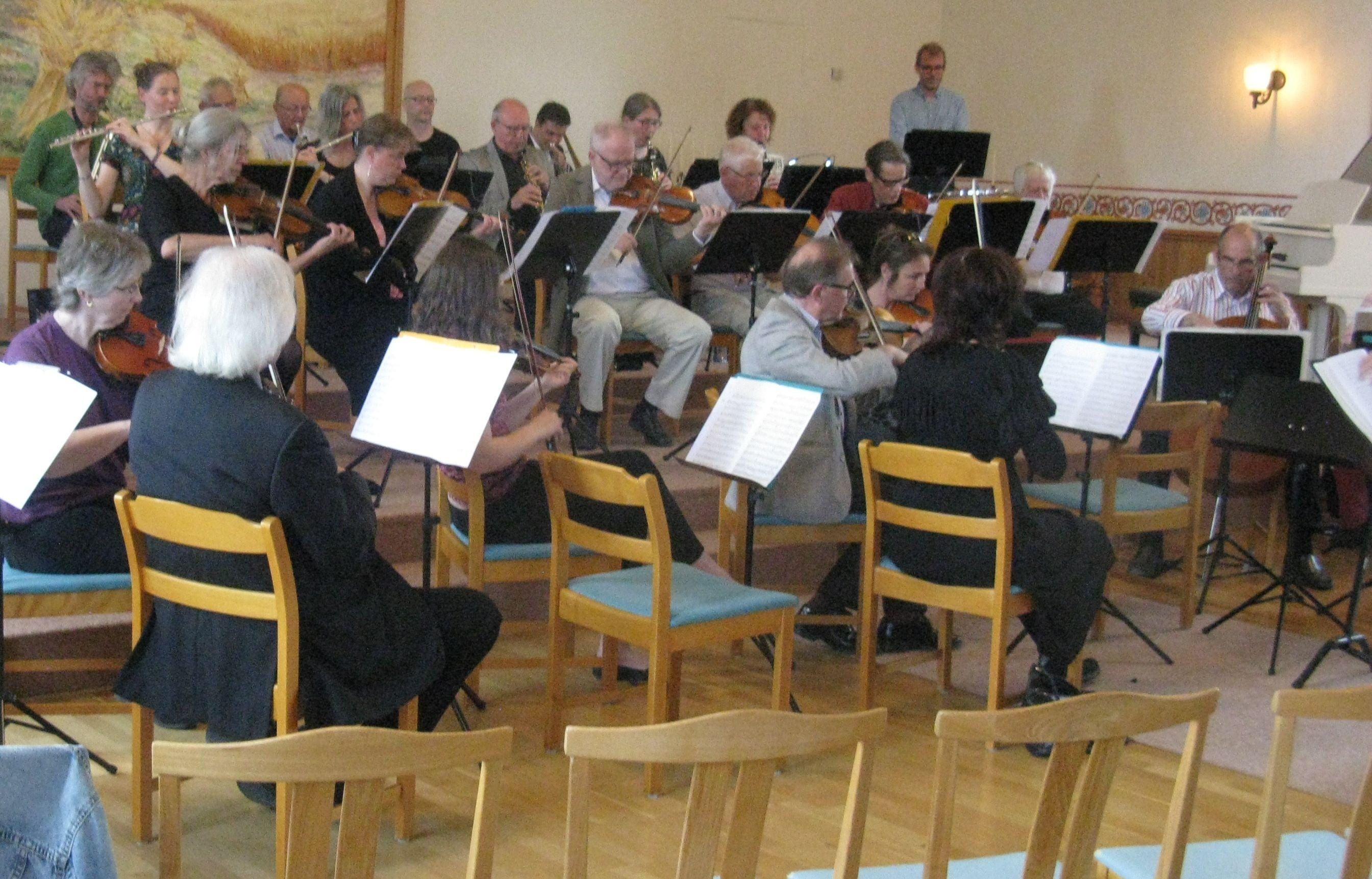 Orsa Musiksällskap gav Mozartkonsert