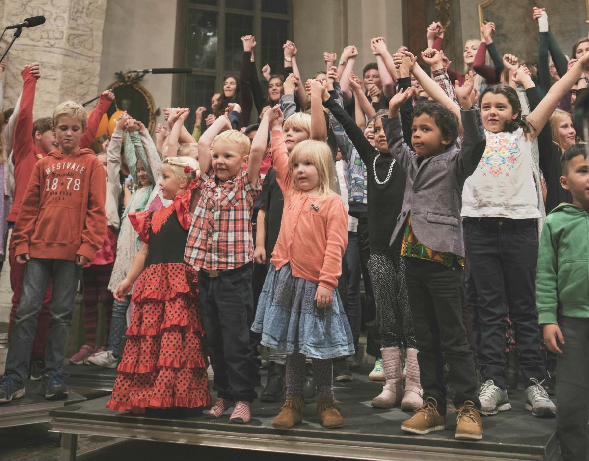 Världens Barn 2016